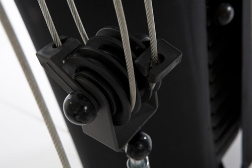 Hammer Ferrum TX1 homegym detail 2