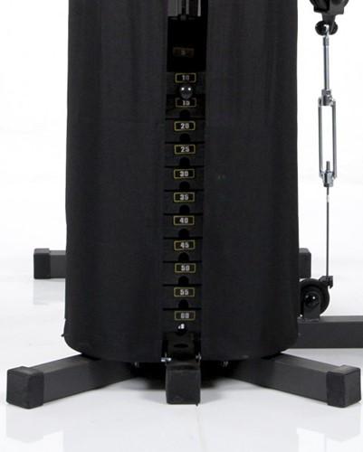 Hammer Ferrum TX1 homegym gewichten