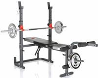 Hammer Fitness Bermuda XT Halterbank 2