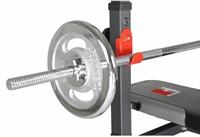 Hammer Fitness Bermuda XT Halterbank 6