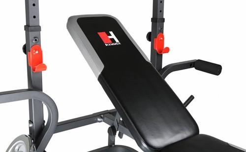 Hammer Fitness Bermuda XT Halterbank 8