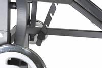 Hammer Fitness Bermuda XTR Pro Halterbank detail 2