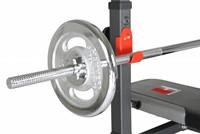 Hammer Fitness Bermuda XTR Pro Halterbank detail