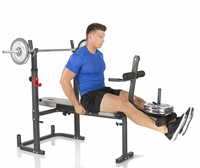 Hammer Fitness Bermuda XTR Pro Halterbank model