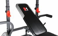 Hammer Fitness Bermuda XTR Pro Halterbank rugleuning