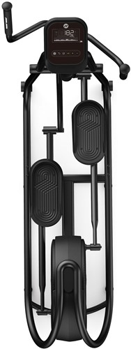 Horizon Fitness Citta ET5.0 Crosstrainer top down