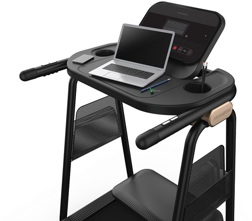 Horizon Fitness Citta TT5.0 Loopband laptop