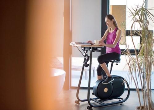 Horizon fitness citta bt5.0 hometrainer model 3
