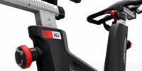 Life Fitness ICG IC5 zadel en stuur