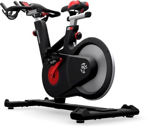 Life Fitness ICG IC6 spinbike achterkant schuin links