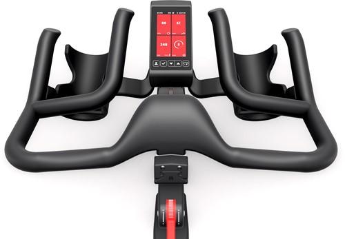 Life Fitness ICG IC6 spinbike stuur bovenkant
