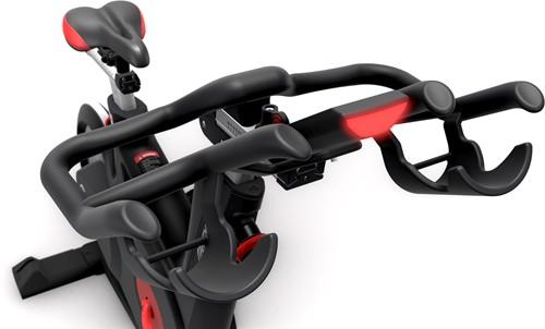 Life Fitness ICG IC6 spinbike stuur boven aanzicht