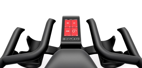Life Fitness ICG IC7 handgrepen met display