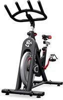 Life Fitness ICG IC1 Spinbike voorkant zijwaarts stuur
