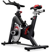 Life Fitness ICG IC1 Spinbike zijkant stuur links schuin