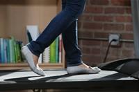 InMovement Treadmill Desk Woman Feet