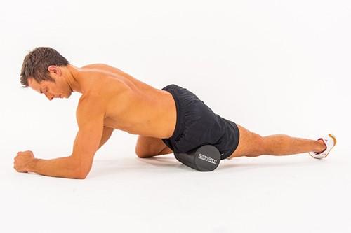 Iron Gym Massage Roller-2