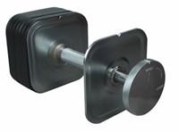 Ironmaster Quick-Lock Verstelbare Dumbbells Met Add-On Kit - 54,4 KG - Met Dumbbell Stand-2
