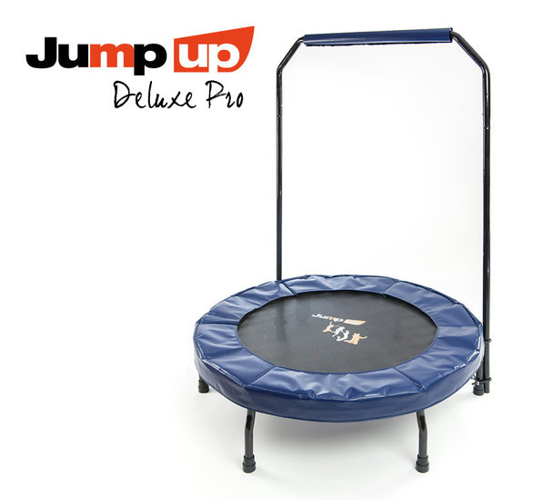 Orange Moovz Jump Up Trampoline Deluxe Pro Stuk
