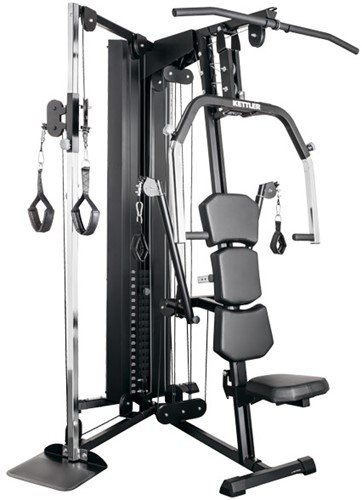Kettler Kinetic Homegym - Double Rope Pulley Uitbreiding-2