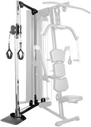 Kettler Kinetic Homegym - Double Rope Pulley Uitbreiding