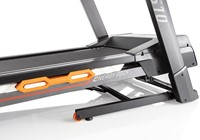 Kettler Track S10 loopband - detail 1