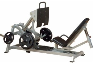 Body-Solid Leverage Leg Press