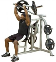 Body-Solid Leverage Schoulder Press Bench-1