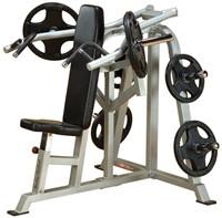 Body-Solid Leverage Shoulder Press Bench-2