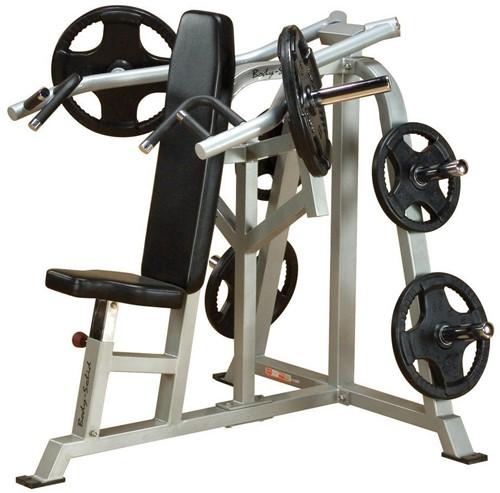 Body-Solid Leverage Schoulder Press Bench