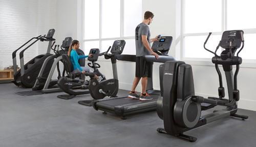 Life Fitness Cardio Explore - scene 1