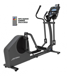 Life Fitness E1 Track+ Crosstrainer - Demo