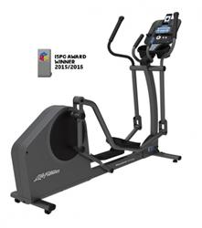Life Fitness E1 Track+ Crosstrainer - Gratis montage