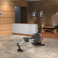 Life fitness row GX roeitrainer sfeer 2