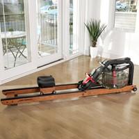 Life fitness row hx roeitrainer woonkamer