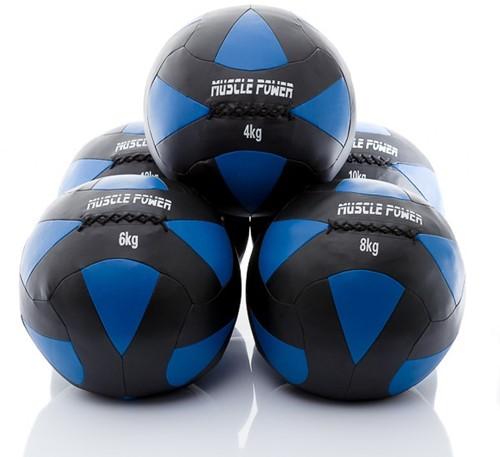 Muscle Power Wall Ball