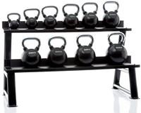 Kettlebell 32 kg rubber-2