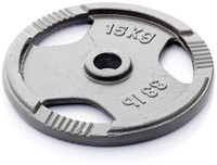 Gietijzer schijf 15 kg (50 mm)-2