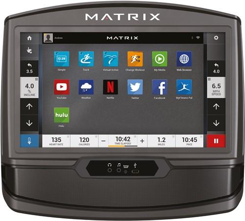 Matrix R50 Ligfiets XIR Console