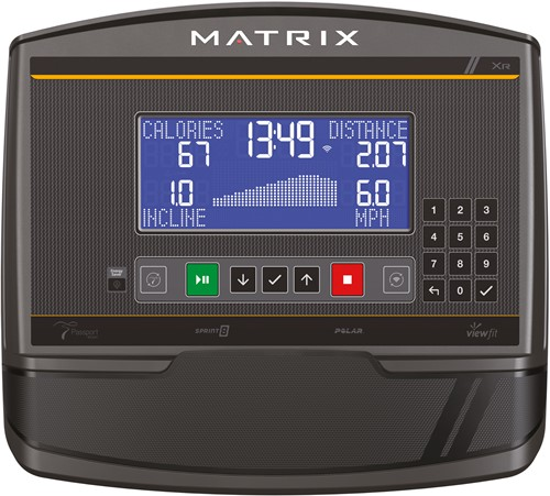 Matrix U50 Hometrainer XR Console