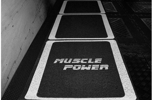 Muscle power speed ladder 5