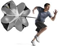 SKLZ Speed Parachute met draagtas en work-out plan-1