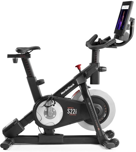 NordicTrack Commercial S22i Studio Cycle 4