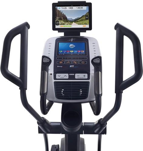 NordicTrack commercial 12.9i crosstrainer display 3