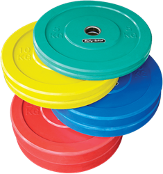 Body-Solid Olympic Bumper Plate