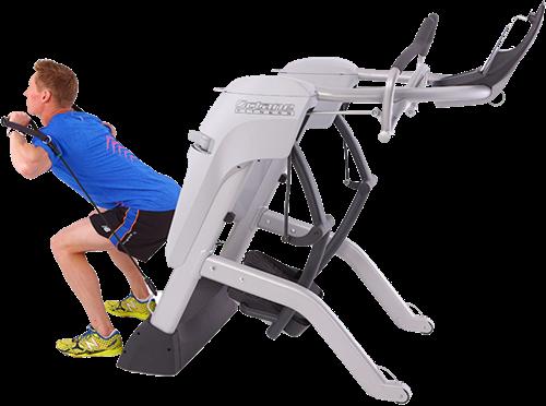 Octane Fitness ZR7 Loopband - Gratis montage-2