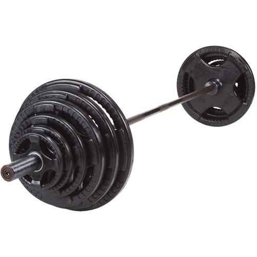 ... halterstang en maakt intensief gewichtheffen veilig en gemakkelijk. De