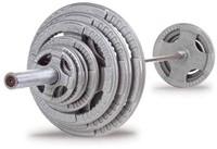 Body-Solid Olympische Halterset - Gietijzer