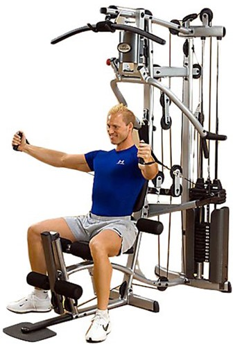 Body-Solid (Powerline) P2X Homegym-2