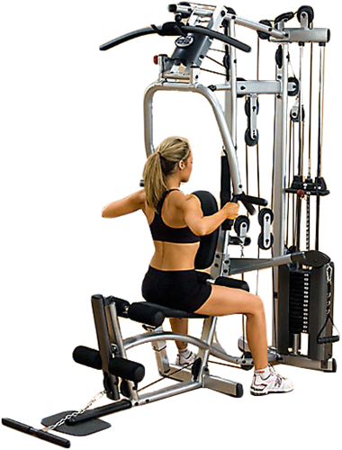 Body-Solid (Powerline) P2X Homegym-3